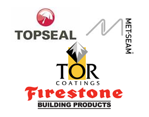 Fully accredited Roofers in Sevenoaks using Topseal Ltd, Firestone Ltd, Metseam Ltd and Sealoflex Ltd